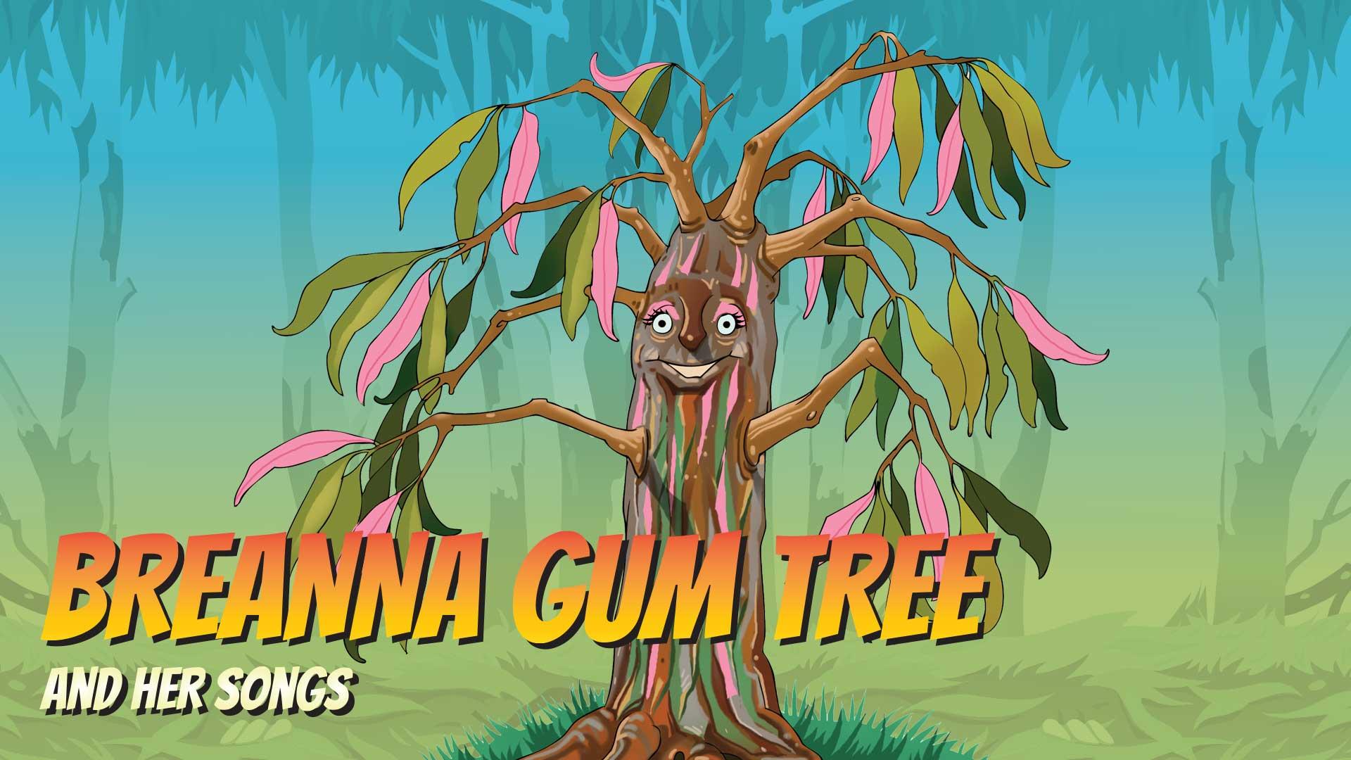 Magical Mountains Breanna The Gum Tree