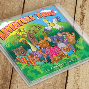 Adventure Time CD - The Animals of The Magical Mountains