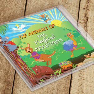 The Animals of The Magical Mountains CD